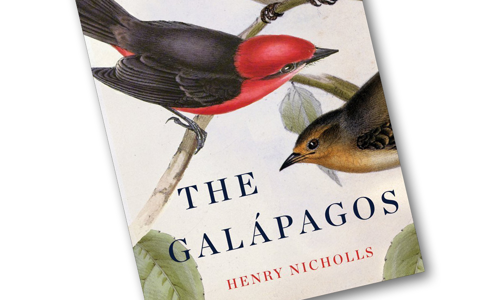 Gifts, The Galapagos Book