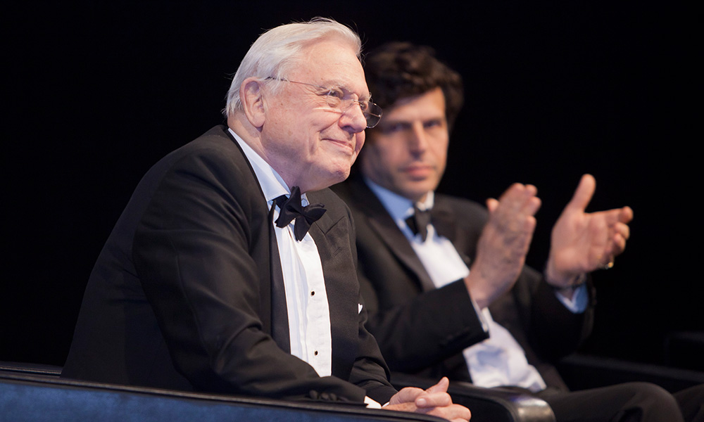 Events, David Attenborough, 1000x600