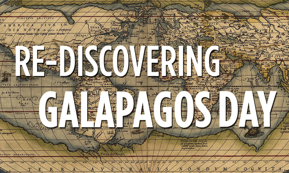 Event, Re-Discovering Galapagos Day