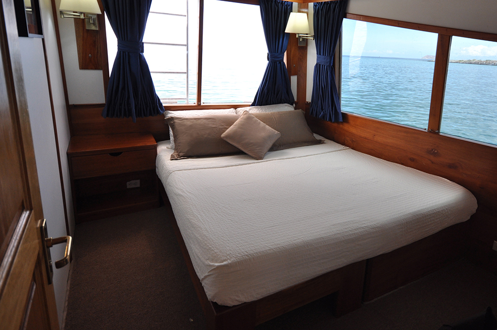 Blog, Cabin on Beluga