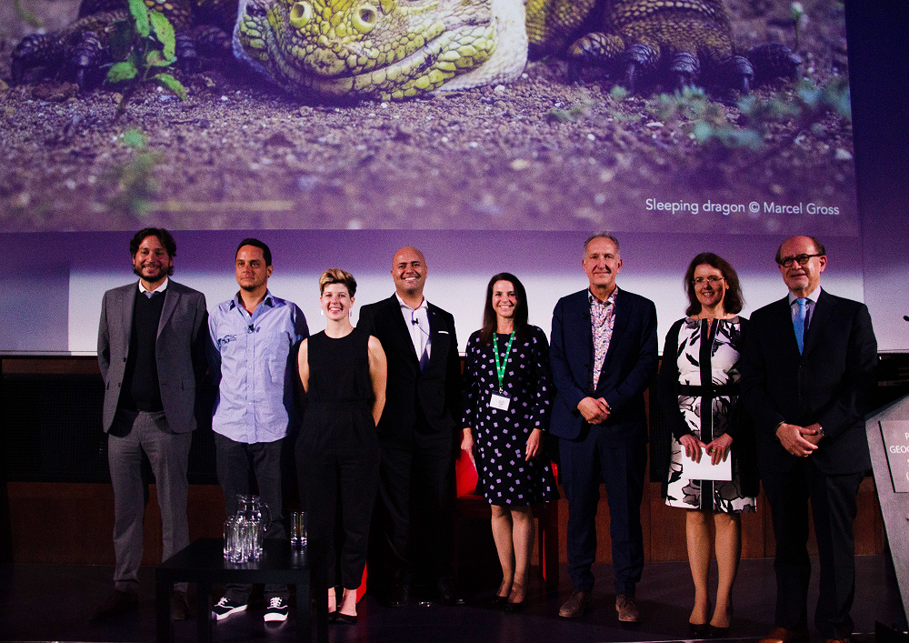 Our Galapagos Day speakers for 2019 © Charlie Cupples